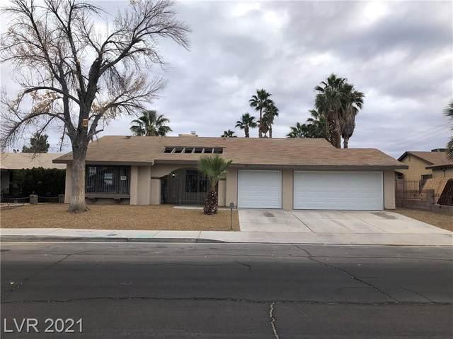 5473 Palmyra Avenue, Las Vegas, NV 89146 (MLS #2258677) :: The Perna Group