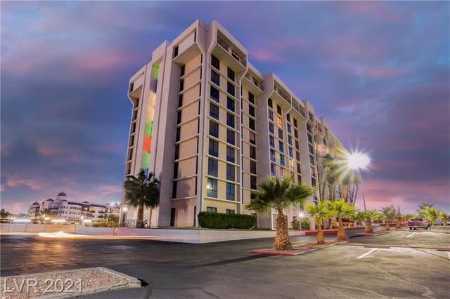 3930 University Center Street #1008, Las Vegas, NV 89119 (MLS #2258711) :: Team Michele Dugan