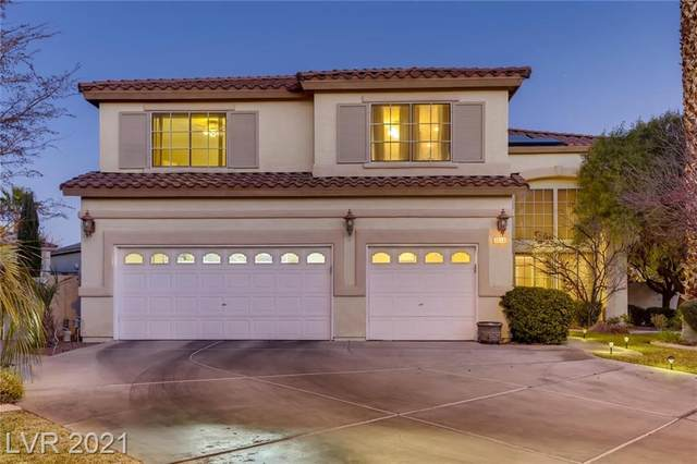 1816 Country Meadows Drive, Henderson, NV 89012 (MLS #2258731) :: Team Michele Dugan