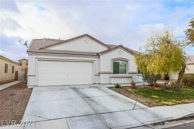 4113 Aaron Scott Street, North Las Vegas, NV 89032 (MLS #2258773) :: The Lindstrom Group