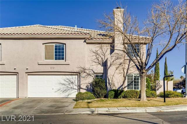 514 Crumpler Place, Henderson, NV 89052 (MLS #2258802) :: Billy OKeefe | Berkshire Hathaway HomeServices