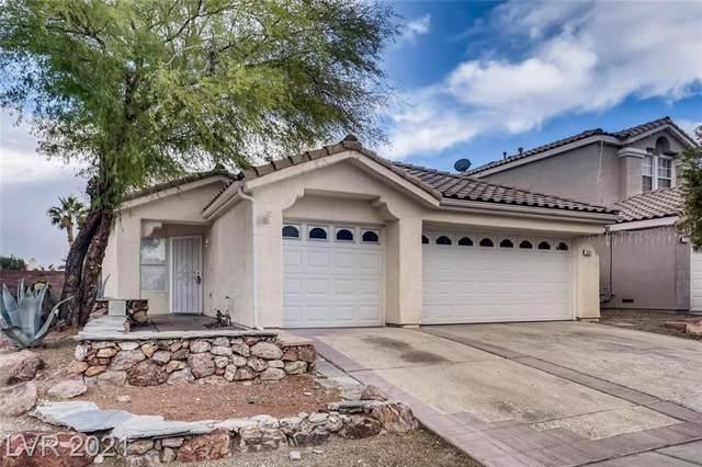 3342 Capitol Reef Drive, North Las Vegas, NV 89032 (MLS #2258815) :: Billy OKeefe | Berkshire Hathaway HomeServices