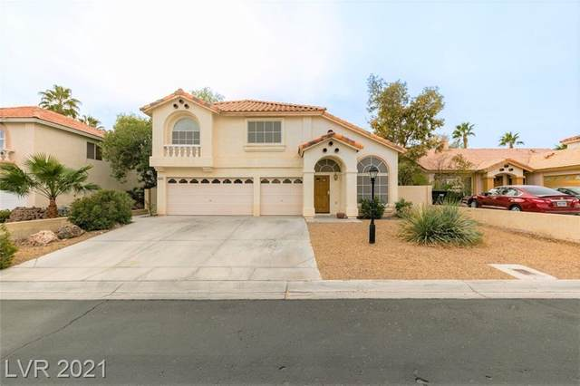 8229 Fawn Brook Court, Las Vegas, NV 89149 (MLS #2258839) :: Kypreos Team