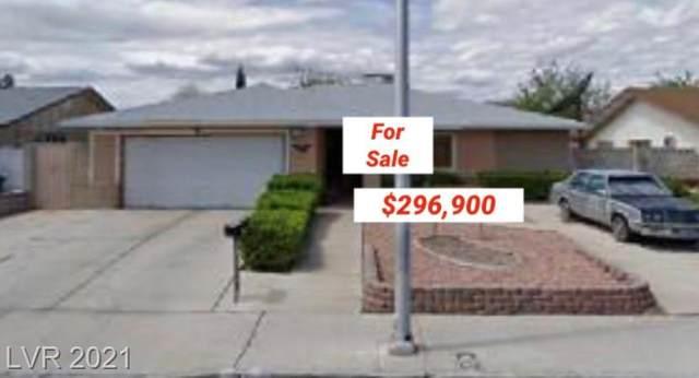 212 Antelope Way, Las Vegas, NV 89145 (MLS #2258849) :: The Perna Group