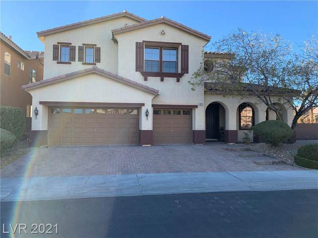 9627 Stinger Court, Las Vegas, NV 89178 (MLS #2258878) :: Signature Real Estate Group
