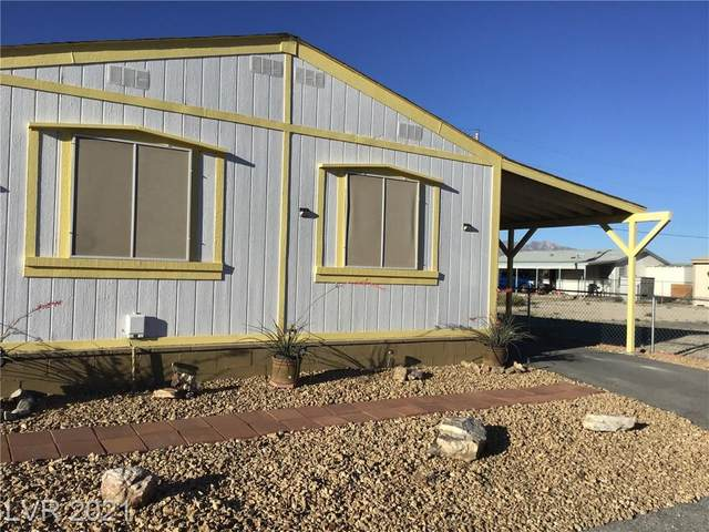 71 Old Mine Road, Pahrump, NV 89048 (MLS #2258880) :: The Lindstrom Group