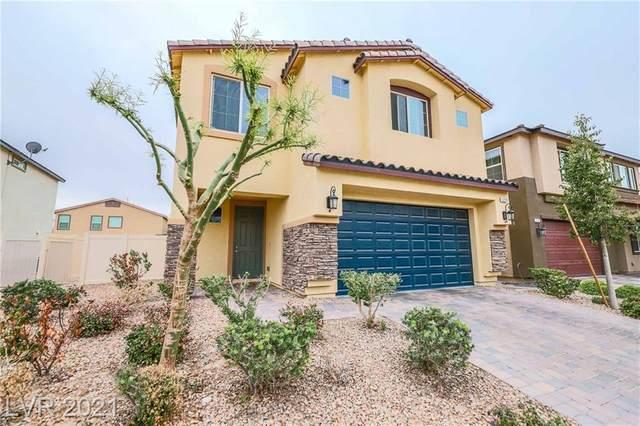 5228 Mountain Garland Lane, North Las Vegas, NV 89081 (MLS #2258887) :: Team Michele Dugan