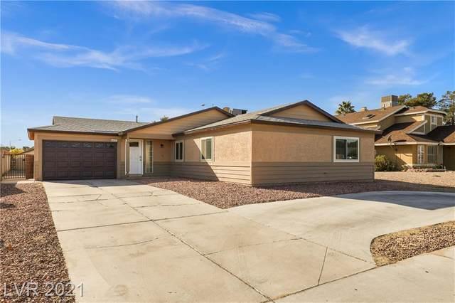 6521 Miragrande Drive, Las Vegas, NV 89108 (MLS #2258947) :: The Shear Team