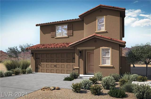 4921 Finca Street, North Las Vegas, NV 89031 (MLS #2258958) :: Vestuto Realty Group