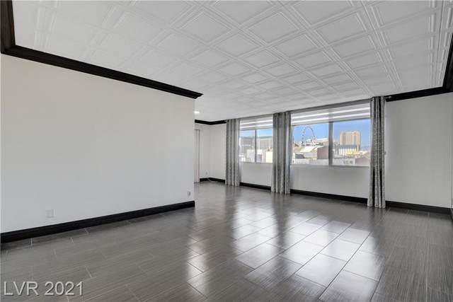 205 Harmon Avenue #406, Las Vegas, NV 89169 (MLS #2258982) :: The Perna Group
