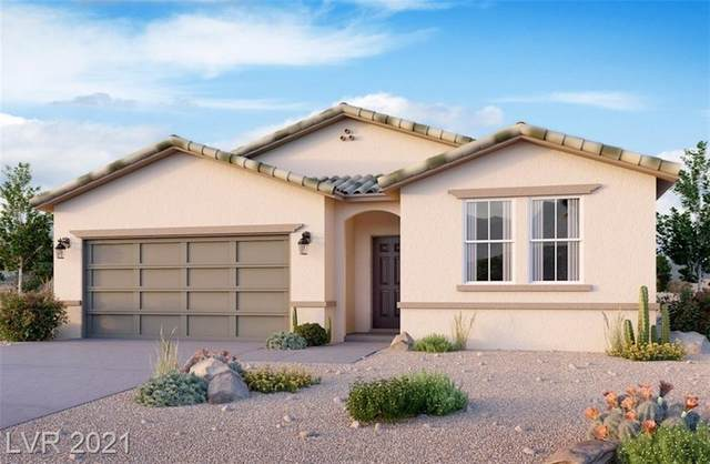 3921 E Florence Avenue Lot 9, Pahrump, NV 89061 (MLS #2258992) :: The Perna Group