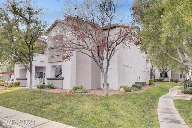 2615 Gary Avenue #1058, Las Vegas, NV 89123 (MLS #2259000) :: Team Michele Dugan