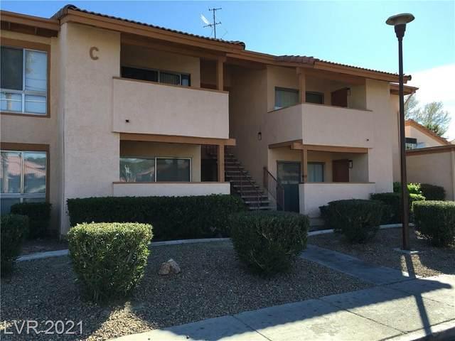 1515 Reno Avenue C202, Las Vegas, NV 89119 (MLS #2259049) :: Team Michele Dugan