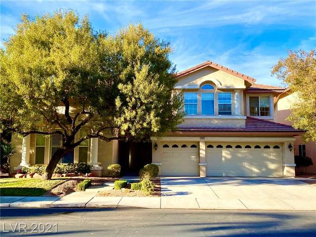 2456 Ram Crossing Way, Henderson, NV 89074 (MLS #2259067) :: Signature Real Estate Group