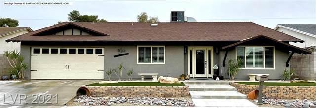 3155 Cardinal Lane, Las Vegas, NV 89121 (MLS #2259103) :: The Lindstrom Group