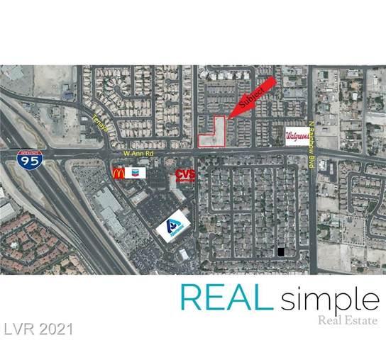 Ann Road, Las Vegas, NV 89130 (MLS #2259118) :: Kypreos Team