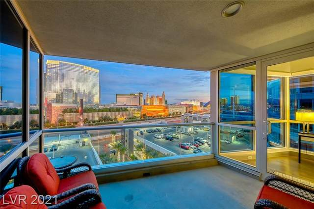 4525 Dean Martin Drive #912, Las Vegas, NV 89103 (MLS #2259132) :: Vestuto Realty Group