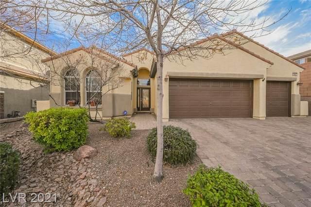10427 Ulric Avenue, Las Vegas, NV 89166 (MLS #2259181) :: Signature Real Estate Group