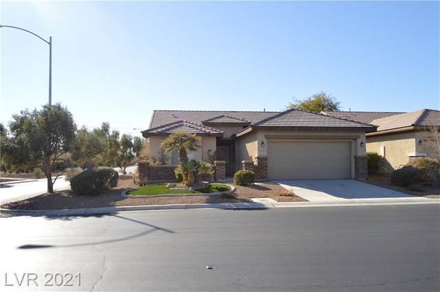 3743 Halter Drive, Las Vegas, NV 89122 (MLS #2259208) :: The Mark Wiley Group | Keller Williams Realty SW