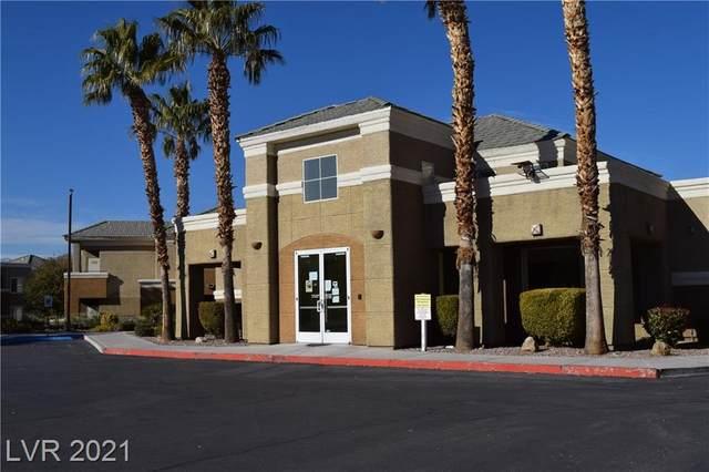8070 Russell Road #1025, Las Vegas, NV 89113 (MLS #2259225) :: The Mark Wiley Group | Keller Williams Realty SW