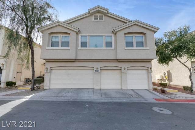 6519 Buster Brown Avenue #103, Las Vegas, NV 89122 (MLS #2259251) :: Billy OKeefe | Berkshire Hathaway HomeServices