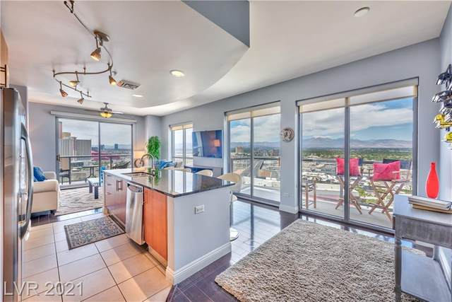 200 Sahara Avenue #1901, Las Vegas, NV 89102 (MLS #2259257) :: Vestuto Realty Group