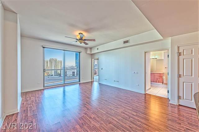 200 Sahara #2507, Las Vegas, NV 89102 (MLS #2259258) :: Vestuto Realty Group