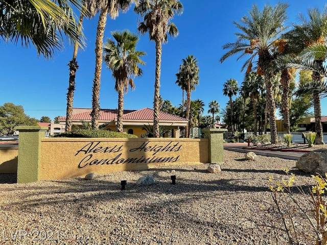5158 S Jones Boulevard #101, Las Vegas, NV 89118 (MLS #2259316) :: Team Michele Dugan