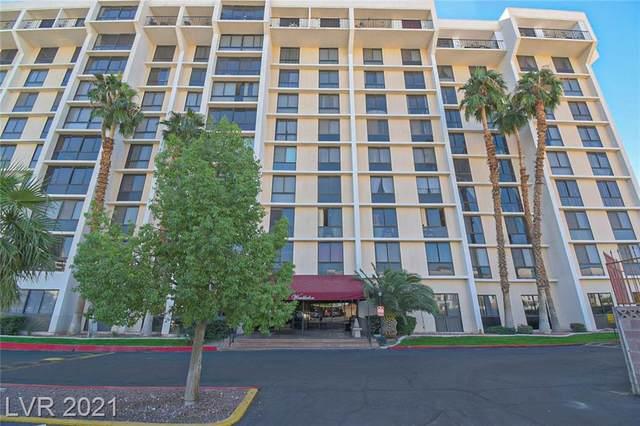 3930 University Center Drive #210, Las Vegas, NV 89119 (MLS #2259377) :: Team Michele Dugan