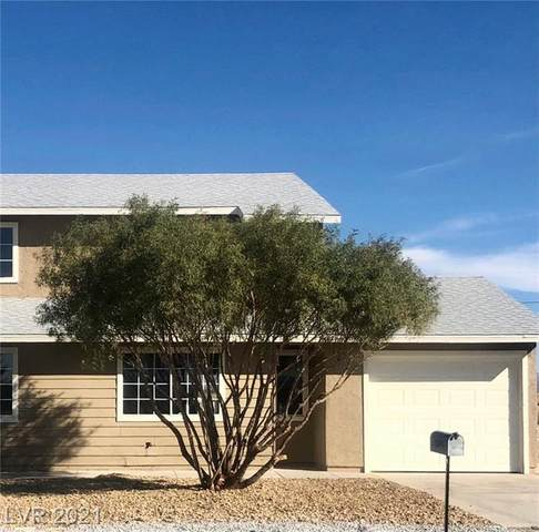 2031 Sycamore Avenue, Pahrump, NV 89048 (MLS #2259402) :: The Mark Wiley Group | Keller Williams Realty SW