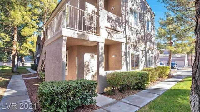 5250 Rainbow Boulevard #1144, Las Vegas, NV 89118 (MLS #2259419) :: Vestuto Realty Group