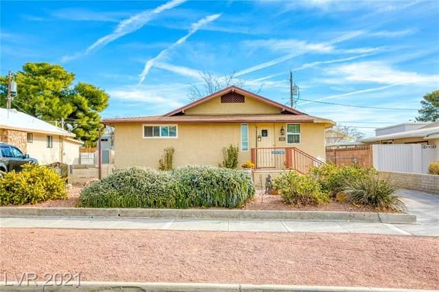 655 California Avenue, Boulder City, NV 89005 (MLS #2259460) :: The Lindstrom Group