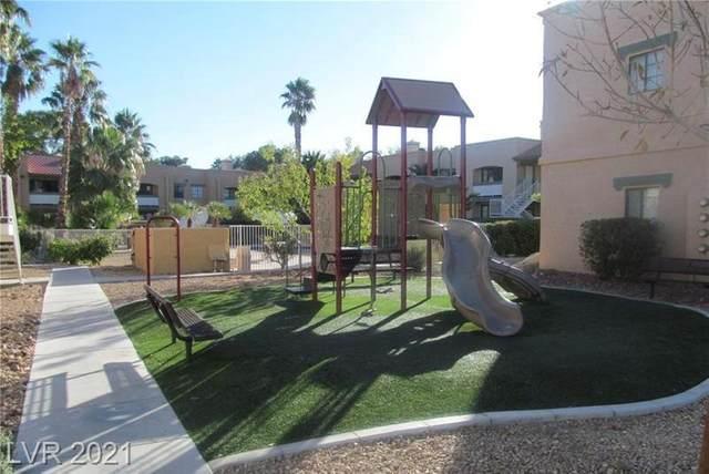 5142 Jones Boulevard #101, Las Vegas, NV 89118 (MLS #2259477) :: Vestuto Realty Group