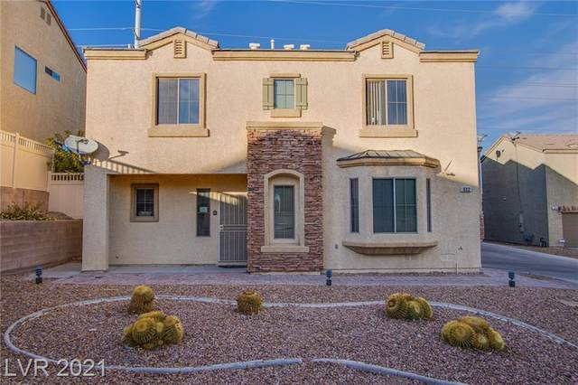 632 Civic Holiday Avenue, North Las Vegas, NV 89031 (MLS #2259496) :: Hebert Group | Realty One Group