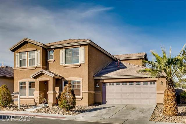 612 Patagonia Hills Street, North Las Vegas, NV 89081 (MLS #2259497) :: Kypreos Team