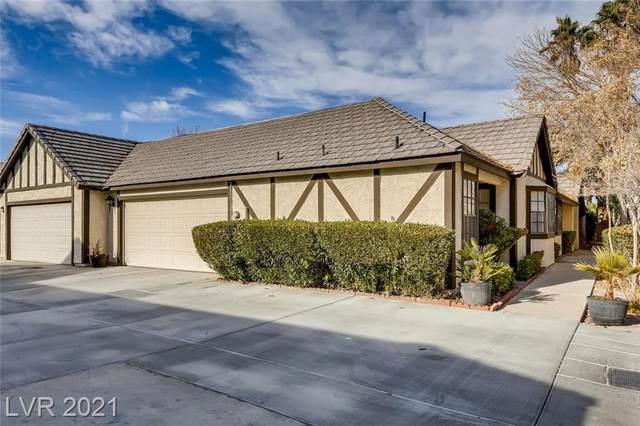 3918 Landsdown Place, Las Vegas, NV 89121 (MLS #2259525) :: The Perna Group