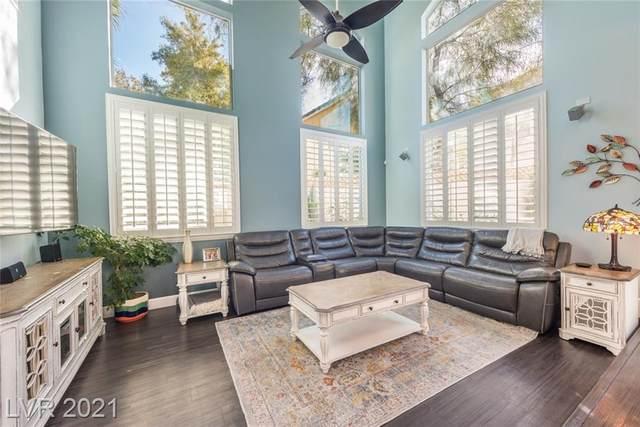 1565 Tillman Falls Avenue, Las Vegas, NV 89183 (MLS #2259558) :: Signature Real Estate Group
