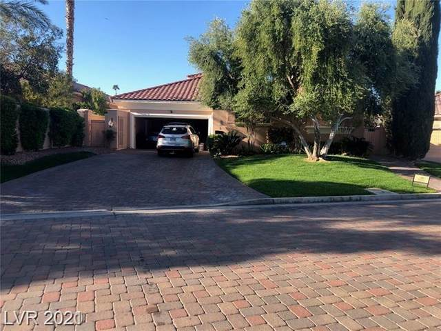 27 Via Paradiso Street, Henderson, NV 89011 (MLS #2259569) :: Signature Real Estate Group