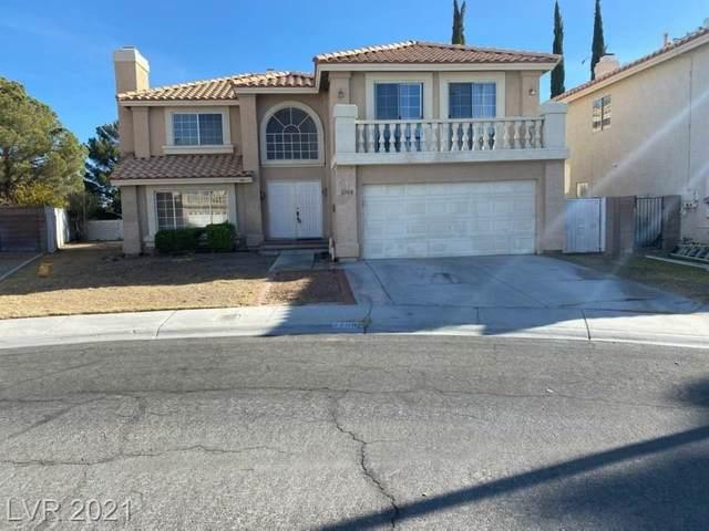 2708 Quail Roost Way, Las Vegas, NV 89117 (MLS #2259620) :: Team Michele Dugan