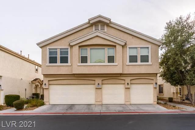 5521 Jackpot Winner Lane #102, Las Vegas, NV 89122 (MLS #2259623) :: Vestuto Realty Group