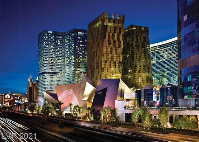 3722 Las Vegas Boulevard #1508, Las Vegas, NV 89158 (MLS #2259625) :: Signature Real Estate Group