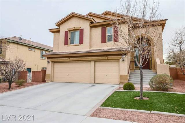 3121 Country Dancer Avenue, North Las Vegas, NV 89081 (MLS #2259665) :: The Lindstrom Group