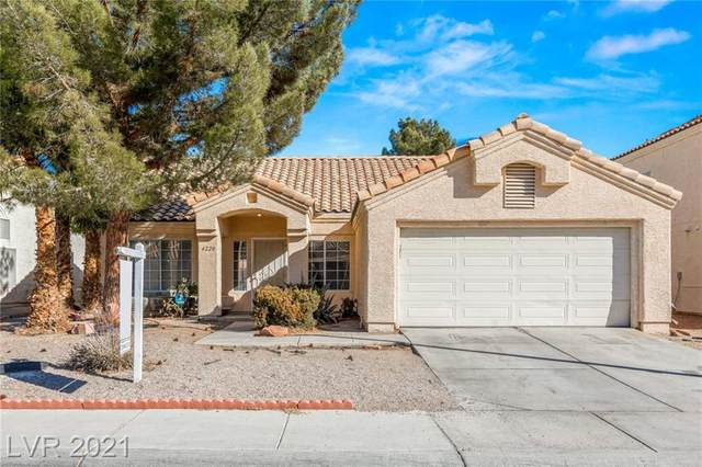 4220 Laurel Hill Drive, North Las Vegas, NV 89032 (MLS #2259681) :: Billy OKeefe | Berkshire Hathaway HomeServices