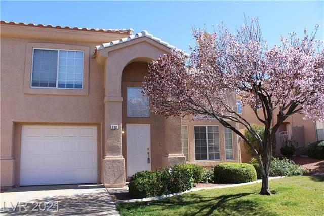 212 Winterport Street, Henderson, NV 89074 (MLS #2259706) :: The Mark Wiley Group | Keller Williams Realty SW