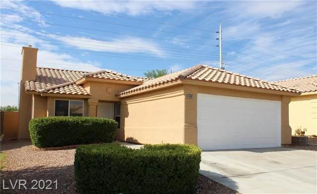 9001 Dolente Avenue Avenue, Las Vegas, NV 89129 (MLS #2259743) :: The Shear Team