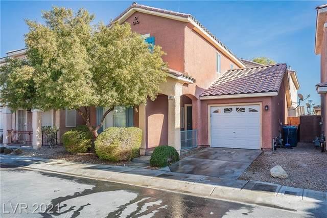 5610 El Rito Court, Las Vegas, NV 89122 (MLS #2259747) :: The Lindstrom Group