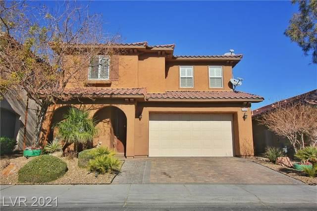 7568 Engleberg Avenue, Las Vegas, NV 89178 (MLS #2259753) :: Signature Real Estate Group