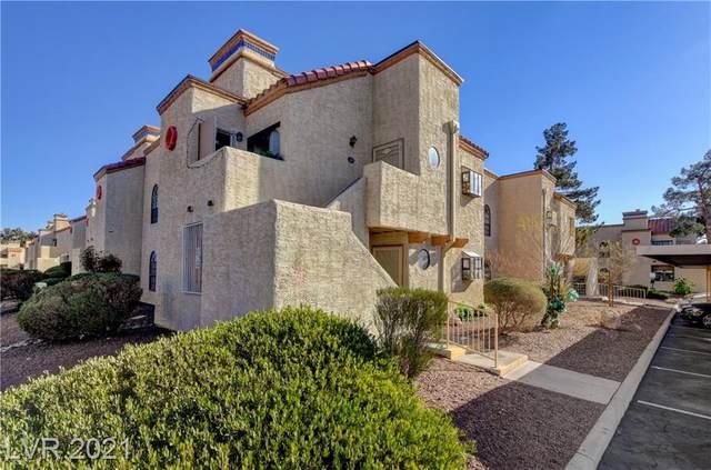 2971 Juniper Hills Boulevard #104, Las Vegas, NV 89142 (MLS #2259774) :: Kypreos Team