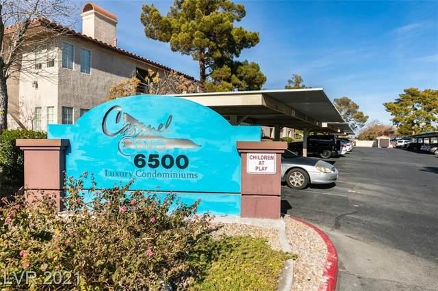 6500 Lake Mead Boulevard #219, Las Vegas, NV 89108 (MLS #2259807) :: The Mark Wiley Group | Keller Williams Realty SW
