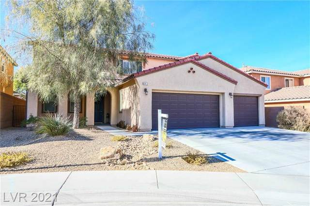 841 Valley Moon Court, Henderson, NV 89052 (MLS #2259810) :: The Lindstrom Group